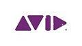 Avid logo purple HP