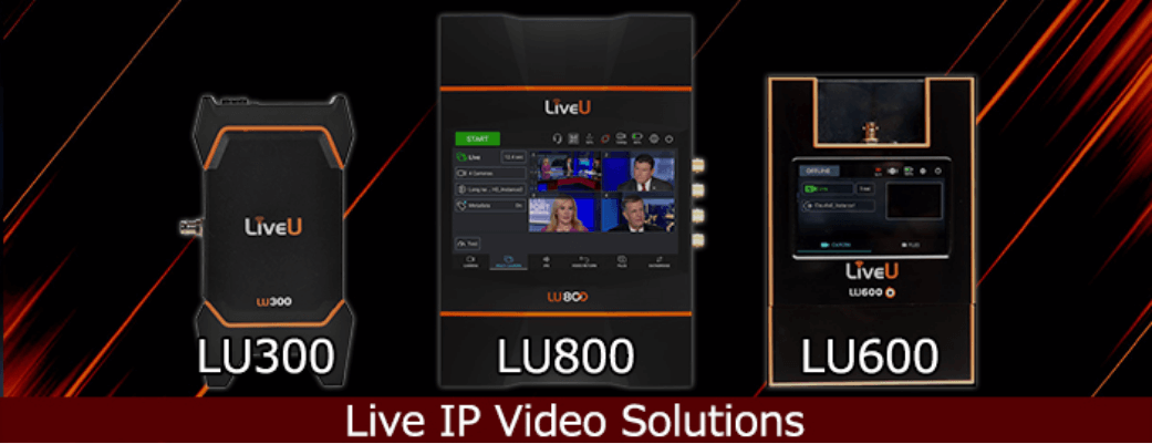 Live IP Video Solutions